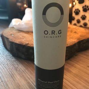 O.R.G Mineral Peel